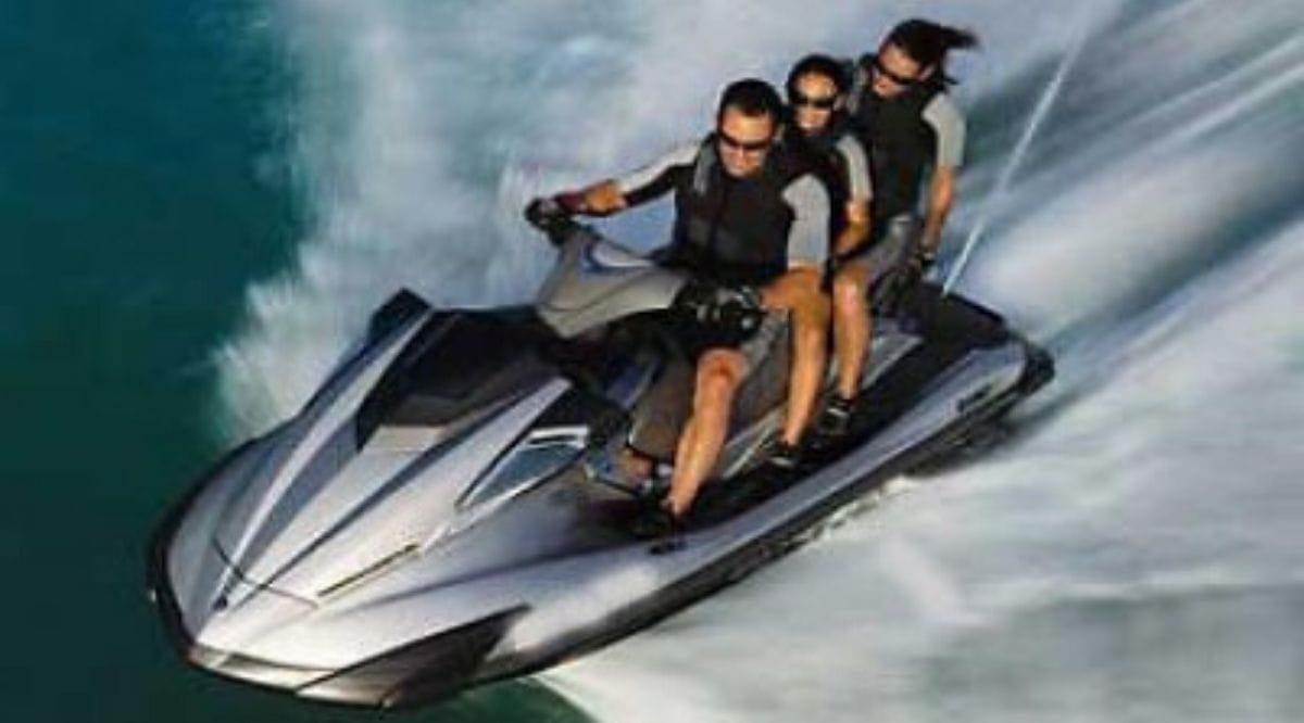 Patente nautica per moto d'acqua
